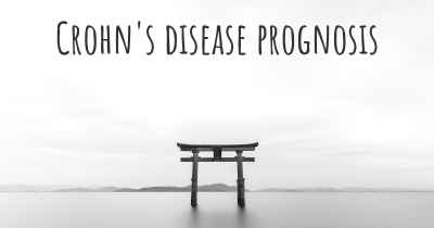 Crohn's disease prognosis