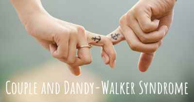 Couple and Dandy-Walker Syndrome