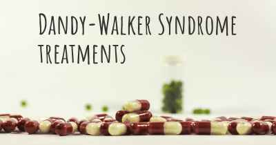 Dandy-Walker Syndrome treatments