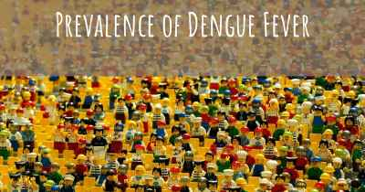 Prevalence of Dengue Fever