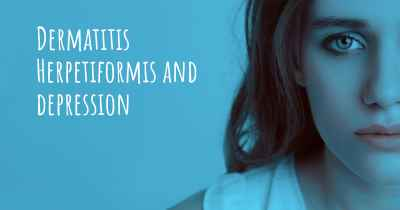 Dermatitis Herpetiformis and depression