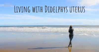 Living with Didelphys uterus