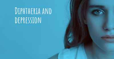 Diphtheria and depression