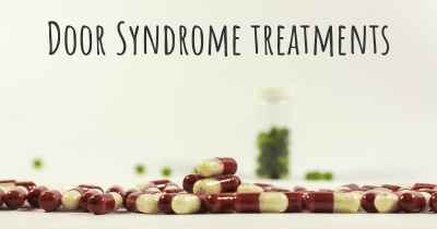 Door Syndrome treatments