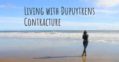 Living with Dupuytrens Contracture