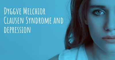 Dyggve Melchior Clausen Syndrome and depression