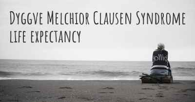 Dyggve Melchior Clausen Syndrome life expectancy