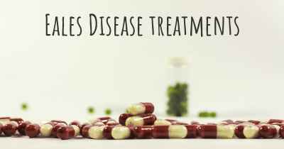 Eales Disease treatments