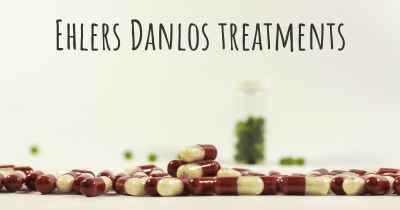 Ehlers Danlos treatments