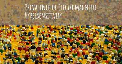 Prevalence of Electromagnetic Hypersensitivity