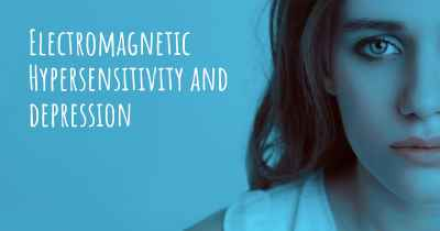 Electromagnetic Hypersensitivity and depression