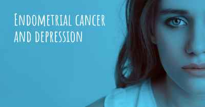Endometrial cancer and depression