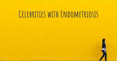 Celebrities with Endometriosis