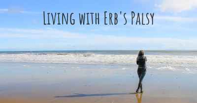 Living with Erb's Palsy
