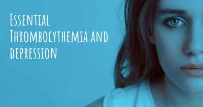 Essential Thrombocythemia and depression