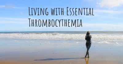 Living with Essential Thrombocythemia