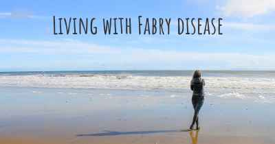 Living with Fabry disease