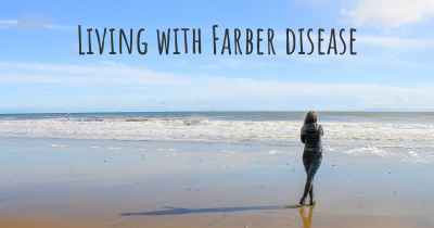 Living with Farber disease