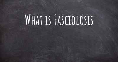 What is Fasciolosis
