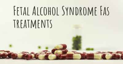 Fetal Alcohol Syndrome Fas treatments
