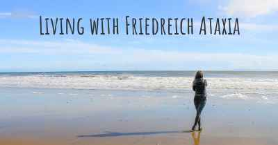 Living with Friedreich Ataxia