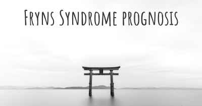 Fryns Syndrome prognosis