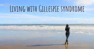 Living with Gillespie syndrome