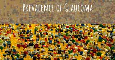 Prevalence of Glaucoma