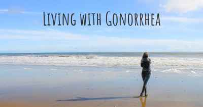 Living with Gonorrhea