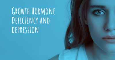 Growth Hormone Deficiency and depression