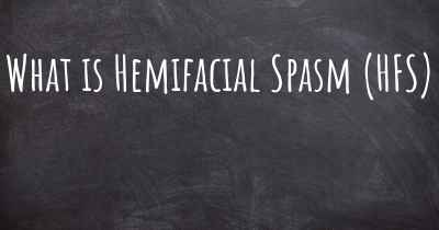 What is Hemifacial Spasm (HFS)