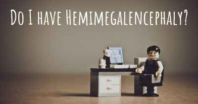 Do I have Hemimegalencephaly?