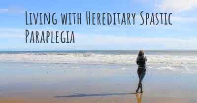 Living with Hereditary Spastic Paraplegia