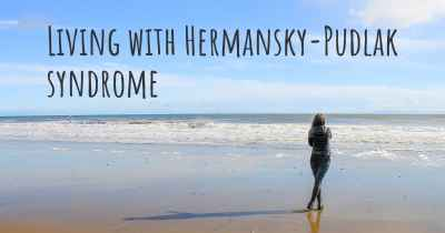 Living with Hermansky-Pudlak syndrome