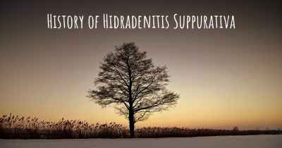 History of Hidradenitis Suppurativa