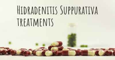 Hidradenitis Suppurativa treatments