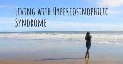 Living with Hypereosinophilic Syndrome