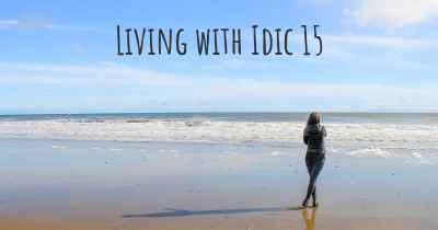 Living with Idic 15