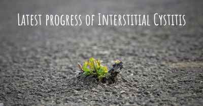 Latest progress of Interstitial Cystitis