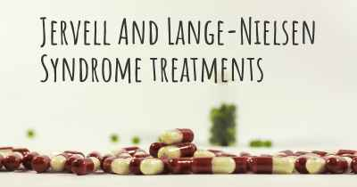 Jervell And Lange-Nielsen Syndrome treatments