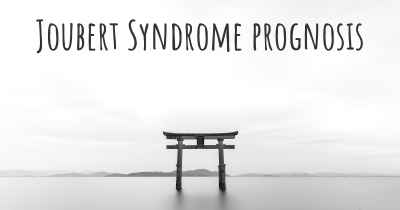 Joubert Syndrome prognosis