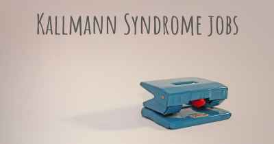 Kallmann Syndrome jobs