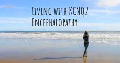 Living with KCNQ2 Encephalopathy