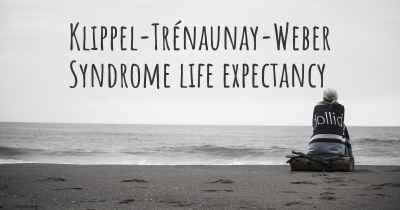 Klippel-Trénaunay-Weber Syndrome life expectancy