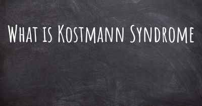 What is Kostmann Syndrome