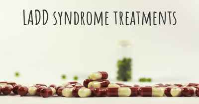 LADD syndrome treatments