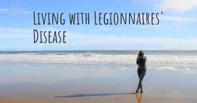 Living with Legionnaires' Disease