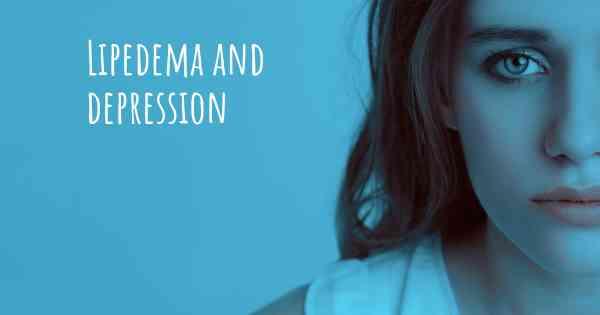 ▷ Lipedema and depression