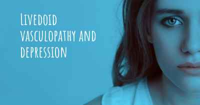 Livedoid vasculopathy and depression