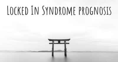 Locked In Syndrome prognosis